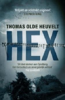 Hex Boek omslag