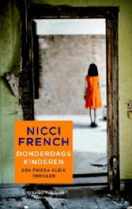 Boek Cover CNF 4 Donderdagskinderen