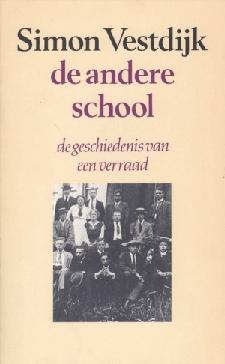 Boek Cover LSV 4 De andere school