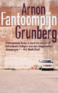 Boek Cover Fantoompijn