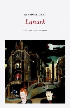 Lanark Boek omslag