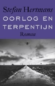 Boek Cover Oorlog en terpentijn