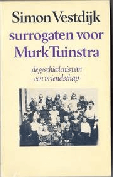 Boek Cover LSV 2 Surrogaten voor Murk Tuinstra