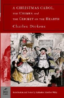 A Christmas carol Boek omslag