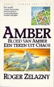 Boek Cover FRZ 7 Bloed van Amber