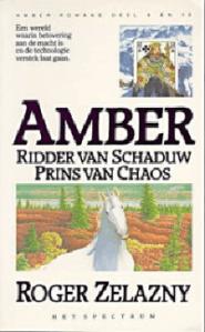 Book Cover: FRZ 9 Ridder van Schaduw