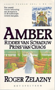 Book Cover: FRZ 10 Prins van Chaos