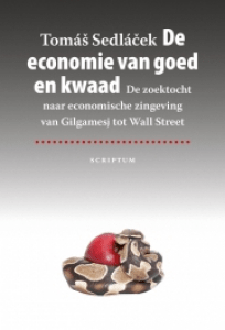 De economie van goed en kwaad Boek omslag