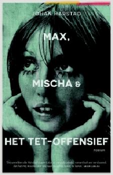Max, Mischa & het Tet-offensief Boek omslag
