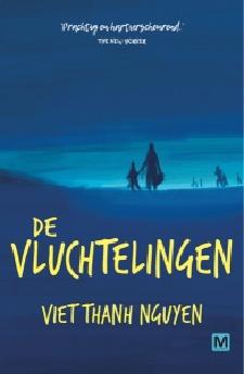 De vluchtelingen Boek omslag