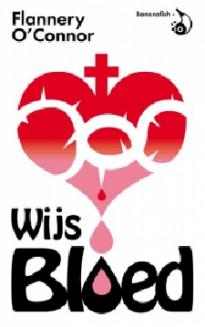 De schitterende omslag van Wijs bloed