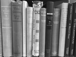 Virginia Woolf books