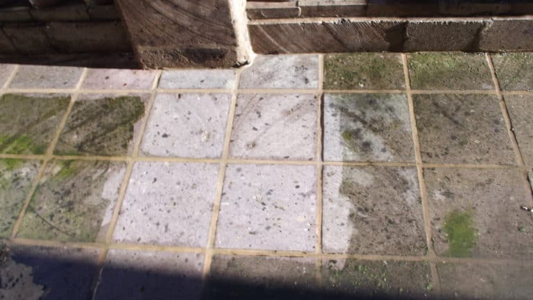 1 pressure washing concrete services for home