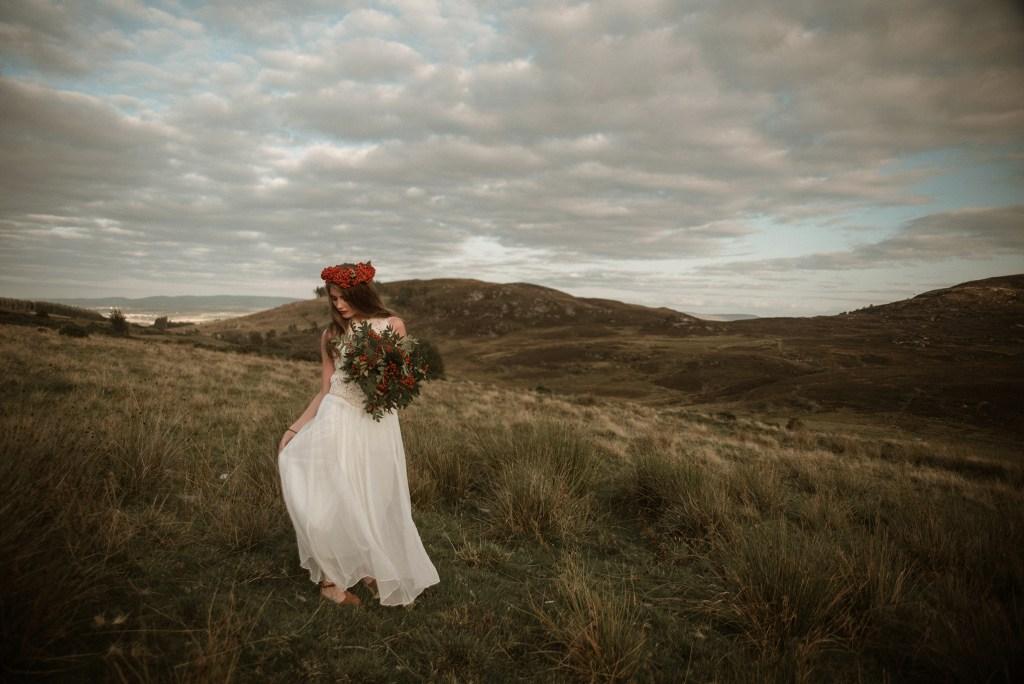Scottish Bride