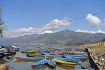 Pokhara: Chilling Lakeside