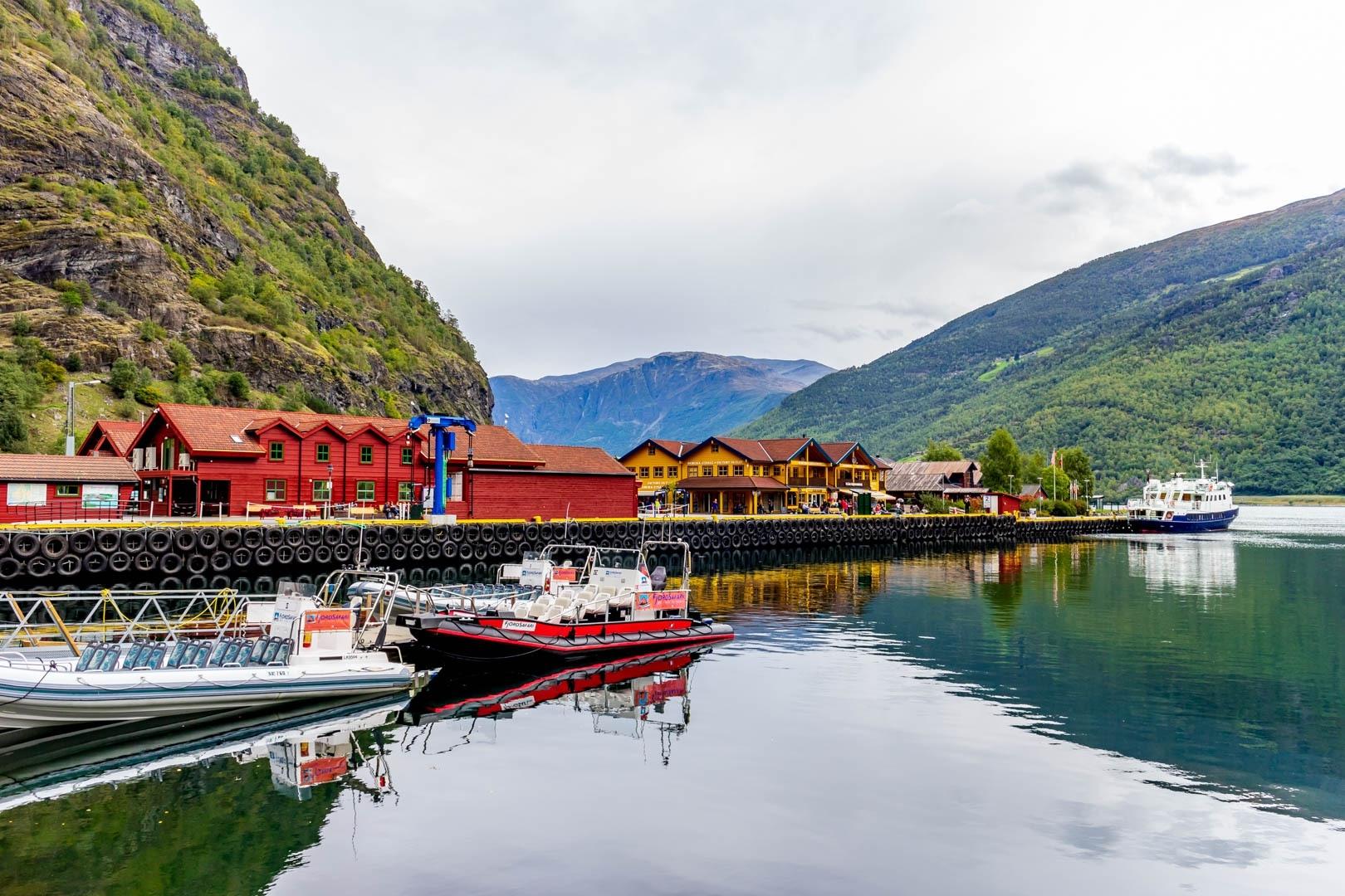 [挪威]自助挪威縮影到最美55公路看蓋倫格峽灣 – JK小地圖