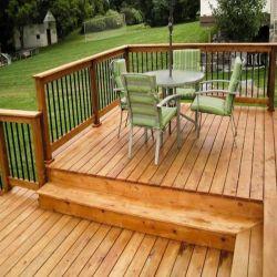 multi-level-cedarwood-deck-cleaning