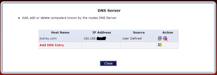 Configuring Verizon FiOS router for NAT loopback - jkshay com