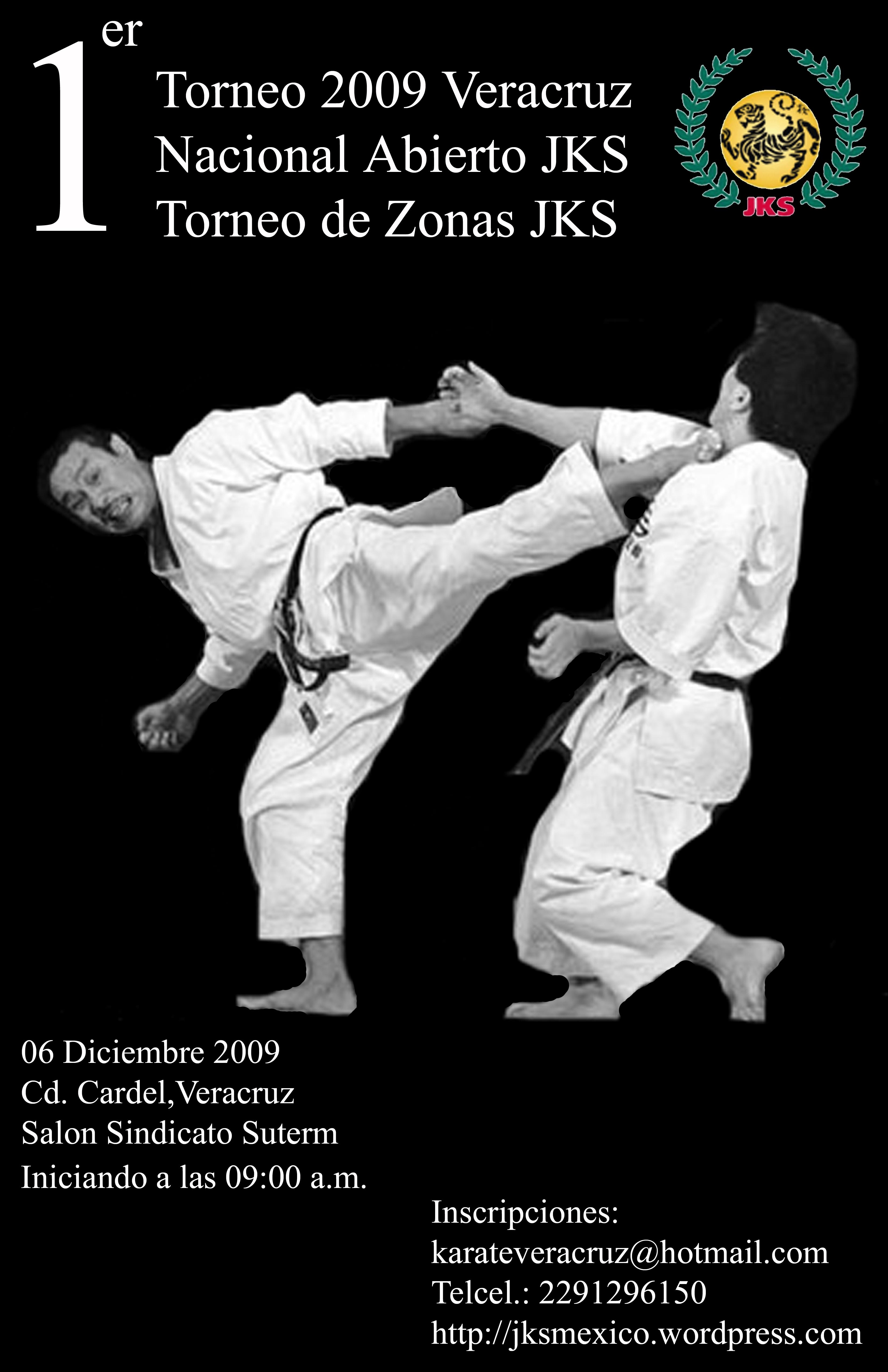 2o Poster 1er Torneo Nacional 2009