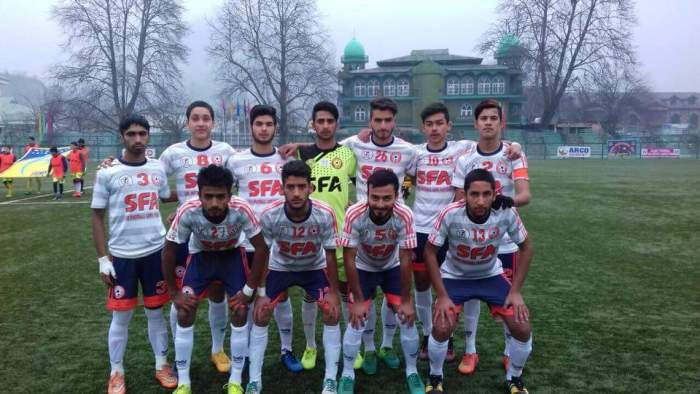 State football Academy JK U15 defeats Jammu United in youth I-League by 1:0