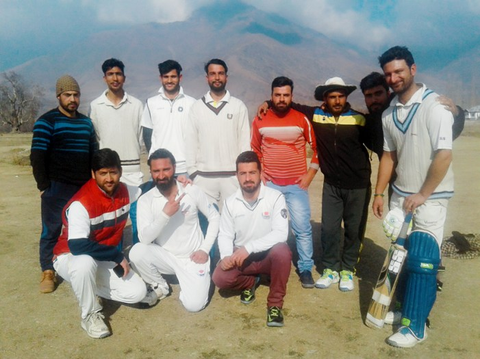 FCC Dab Qualifies for Quarterfinal stage in Martyrs Cup Chandpora.