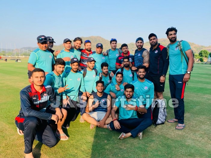 Syed Mushtaq Ali Trophy: Jattin and Bandeep shines, JKCA chased 183 runs in 17.1 overs