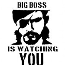 Big_Boss_is_watching_you_by_GraffitiWatcher