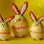 Easter porcelains