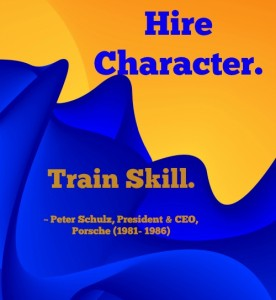 train skill