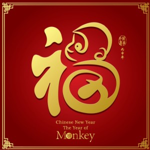 red fire monkey
