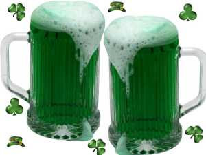 st patricks day luck