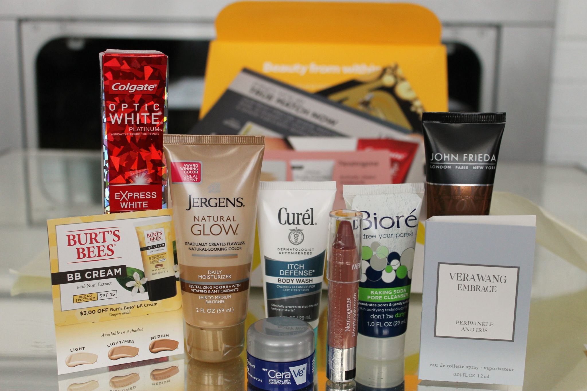 Spring Walmart Beauty Box Review JK Style