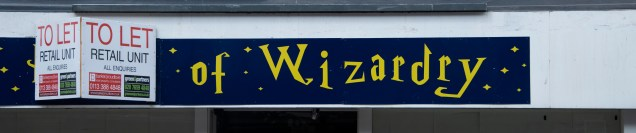 I guess Boy Wizards are just not that popular anymore