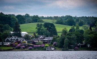 Incredible homes along Lake Windermere