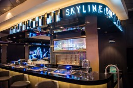The Skyline Bar
