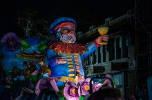Floats, floats and more floats