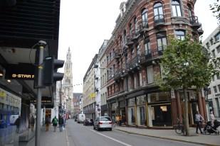 Antwerpen reminds me of Gastown in Vancouver a little bit