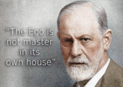 Sigmund Freud – Infographic