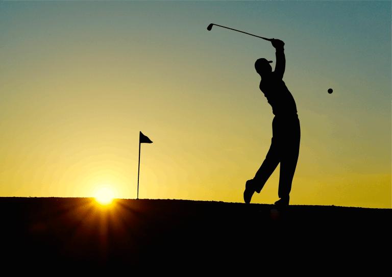 Golfers on AmaWaterways