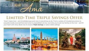 Amawaterways Savings
