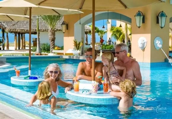 Family at Beaches