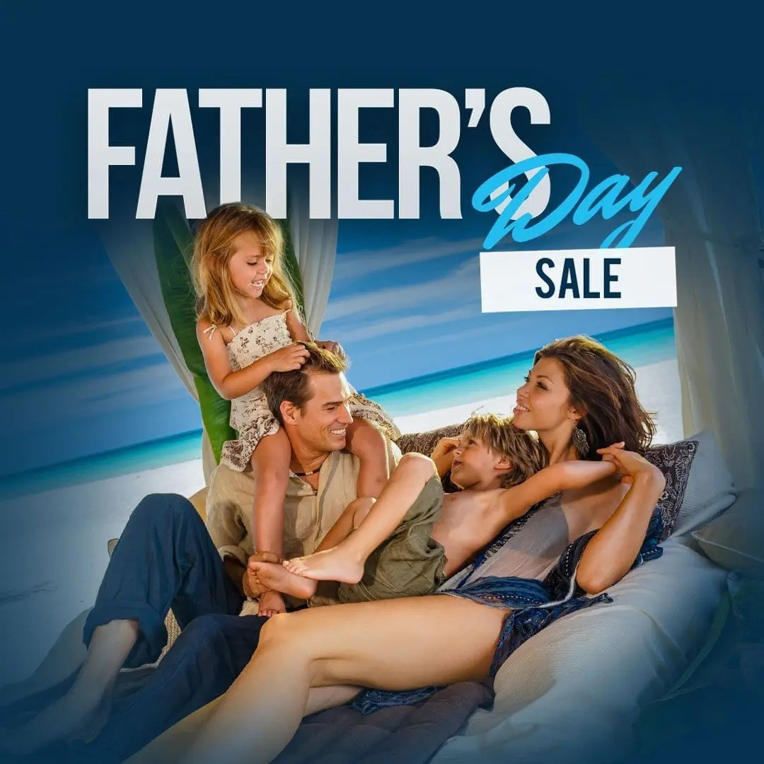 Beaches Father's Day 2020