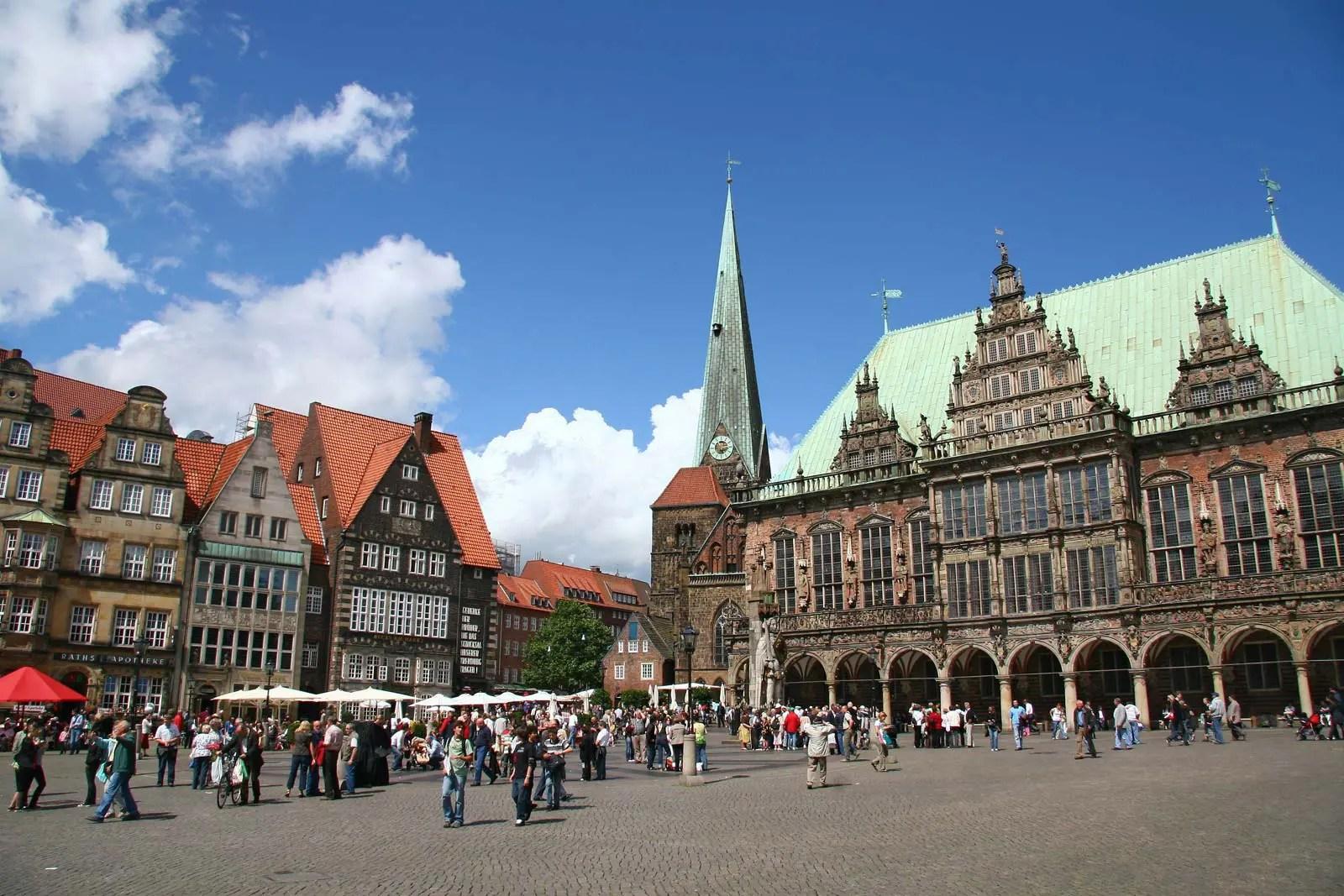 Market Square in Bremen