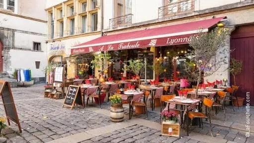Bouchon in Lyon