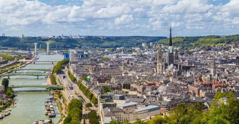 Exploring Historic Rouen