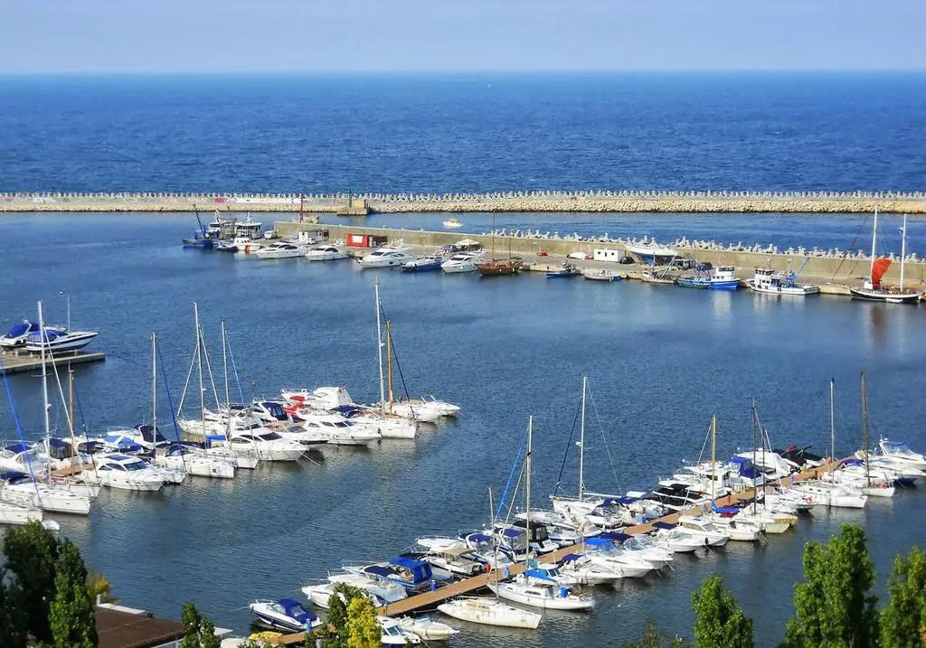 Marina of Constanta