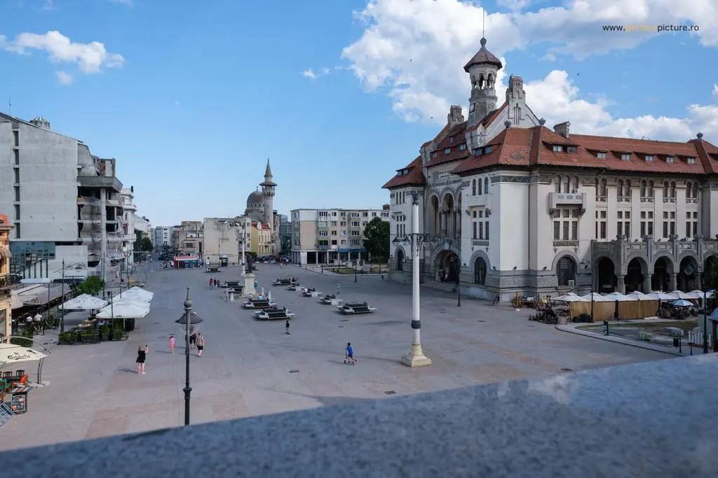 Ovidiu Square