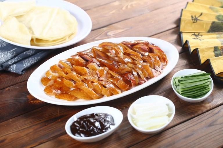 Peking Duck from China