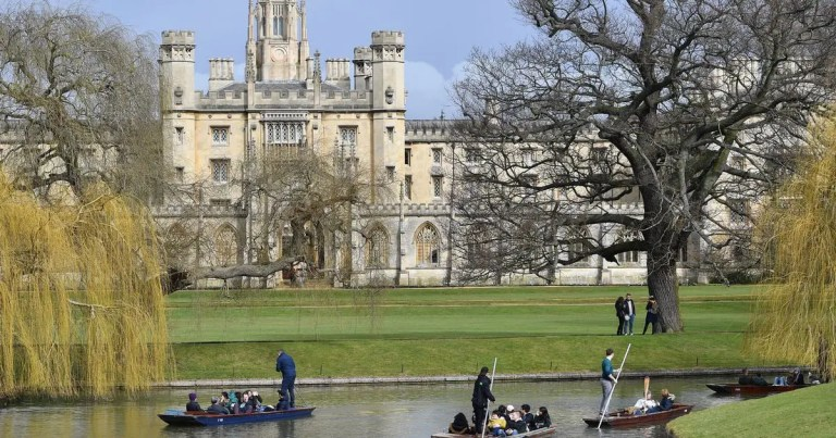 Cambridge, England a City of History, Culture and world-changing Discoveries