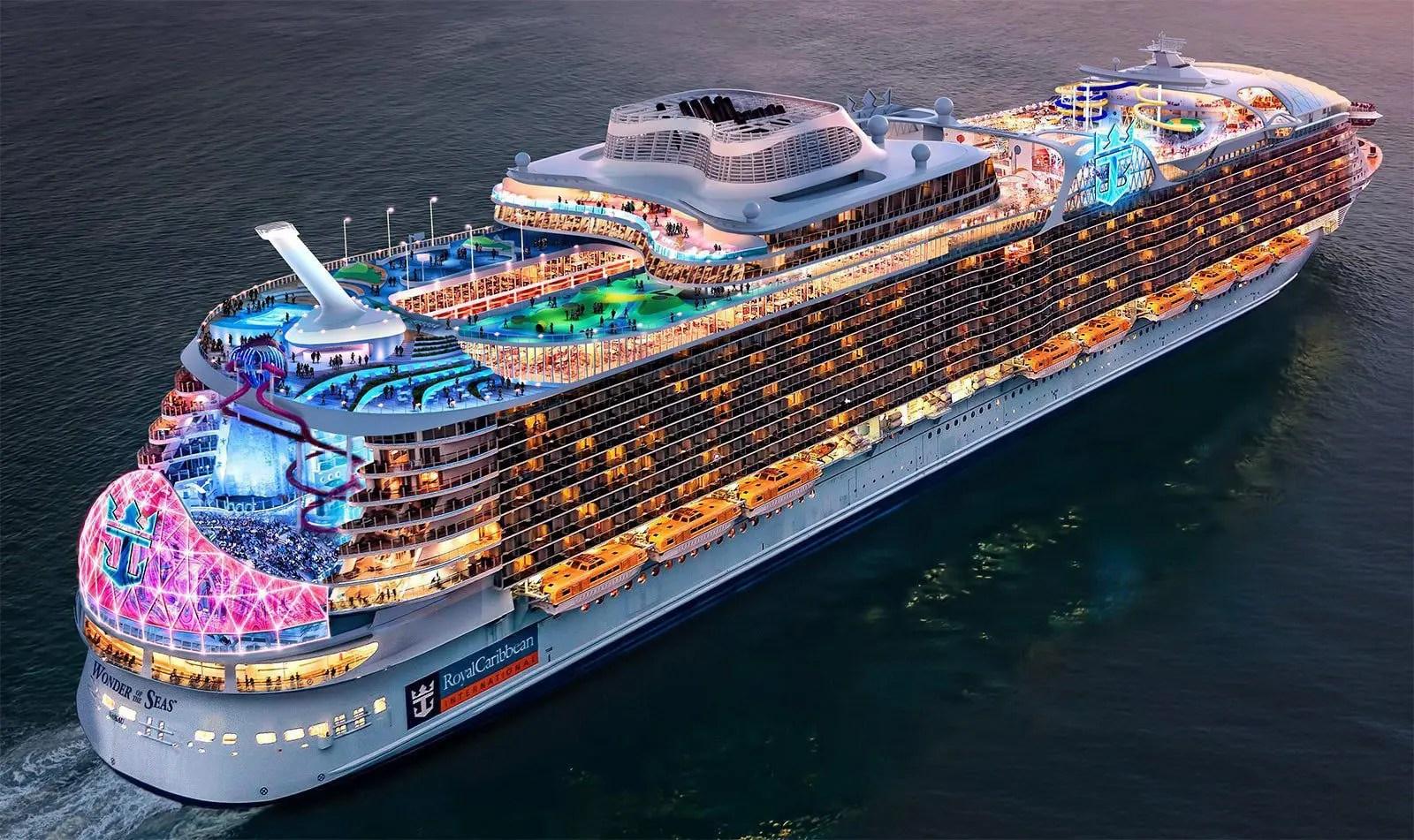 RCL Wonder of the Seas